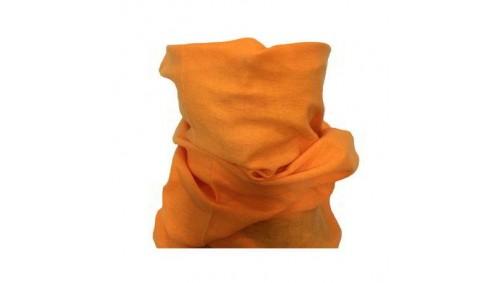 Puf Cuello Naranja