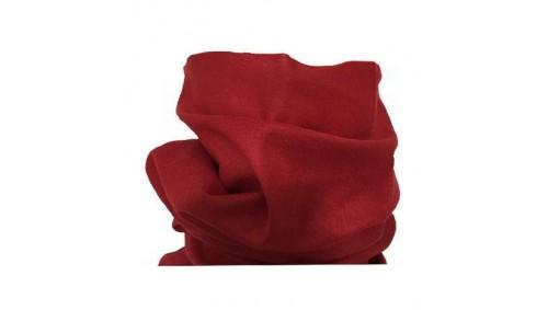 Puf Cuello Rojo