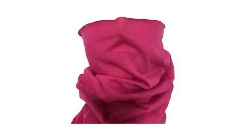 Puf Cuello Rosa