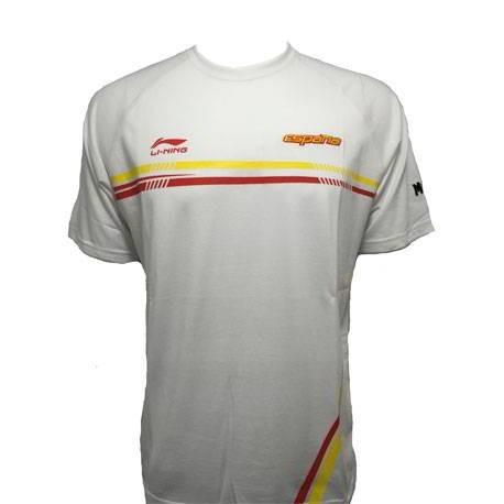 Camiseta Li-ning España Algodón