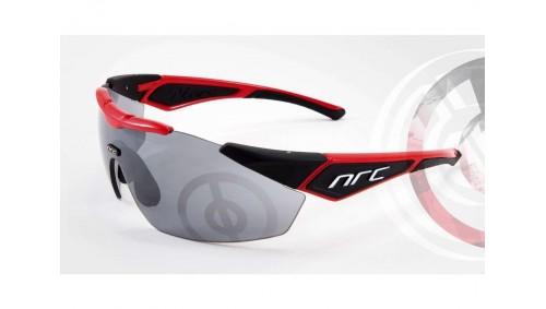 Gafas x1 rojo-Negro