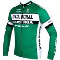Maillot Ciclista Manga Larga Caja rural
