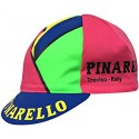 Gorra Vintage Pinarello fluor