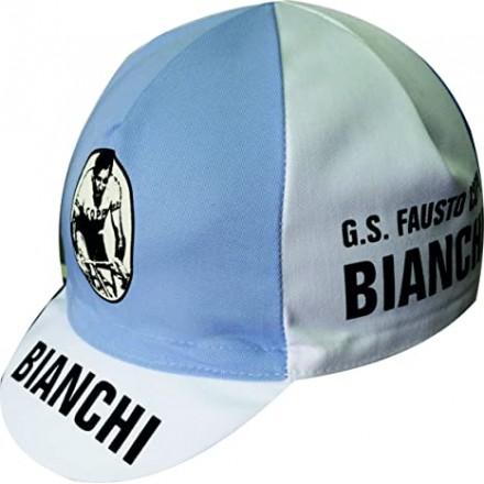 Gorra Vintage Bianchi
