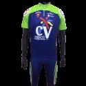 Conjunto ciclismo Corto Comunidad Valenciana