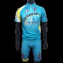 Conjunto ciclismo Astana corto
