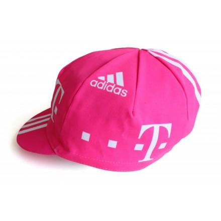Gorra Vintage Telekom rosa