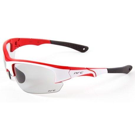 Gafas S4 Rojo-Blanco