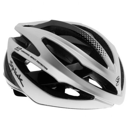 Casco ciclismo modelo Profit Pro Plateado